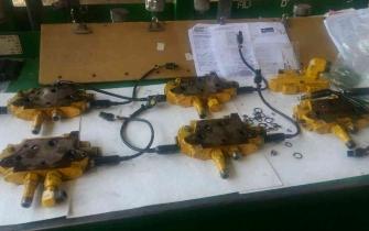 Hydraulic-control-overhaul
