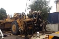 Scapper engine remove
